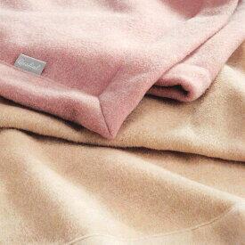 クーポンあり★[ポイント10倍]Qualial(クオリアル)カシミヤ毛布(毛羽部分) ダブル(D:180×210cm)QL6653 東京西川