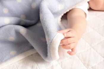 日本製ひなたぼっこ綿毛布シングルサイズ140×200しっかり厚手綿100|洗える洗濯シングル大人ギフトプレゼント名入れ刺繍出産祝い可愛い洗濯保育園用北欧ドット水玉秋冬春秋冬綿100%洗える軽いおしゃれ