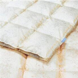 [ポイント10倍]WEDGWOOD(ウェッジウッド) ウォッシャブル羽毛肌掛けふとん シングルロング(SL:150×210cm) WW7600 東京西川 | ケット 掛け布団 羽毛布団 ダウンケット 洗える 肌がけ