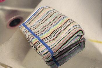 今治のタオル残糸で作った丈夫なダスター