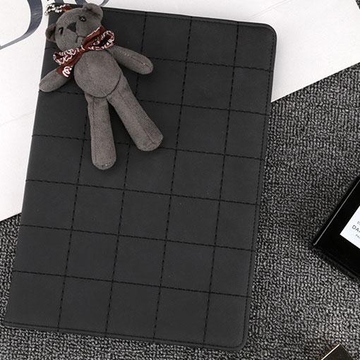 iPad mini4 タブレットケース カバー クマ