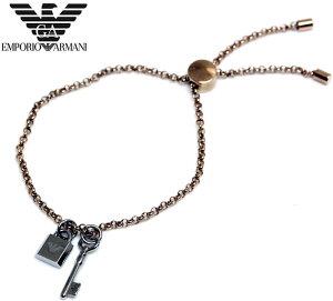 EMPORIO ARMANI エンポリオアルマーニ EGS2577221 ブレスレット かっこいい ゴールド レディース ラッピング無料可能 プレゼント インスタ 人気 ランキング おすすめ