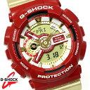 【送料無料】G-SHOCK 腕時計 メンズ CASIO カシオ GA-110CS-4A アイアンマン クレイジーカラーズ アナデジ ブランド G…