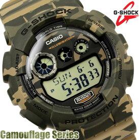 G-SHOCK 腕時計 メンズ ジーショック Gショック CASIO カシオ GD-120CM-5DR カモフラージュシリーズ 迷彩 デジタル ミリタリー プレゼント ギフト 人気 激安 特価 WATCH うでどけい【腕時計】【CASIO/G-SHOCK】