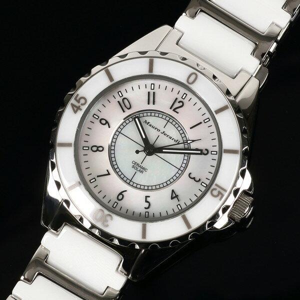 メンズ腕時計 マウロジェラルディ ウォッチ ソーラー 男性用 防水 電池交換不要 大人 エレガント 腕時計 高級感 ラッピング無料 セクシー かっこいい モテ おしゃれ 【腕時計】【ウォッチ】とけい ランキング 激安 おしゃれ お買得 mj041-2