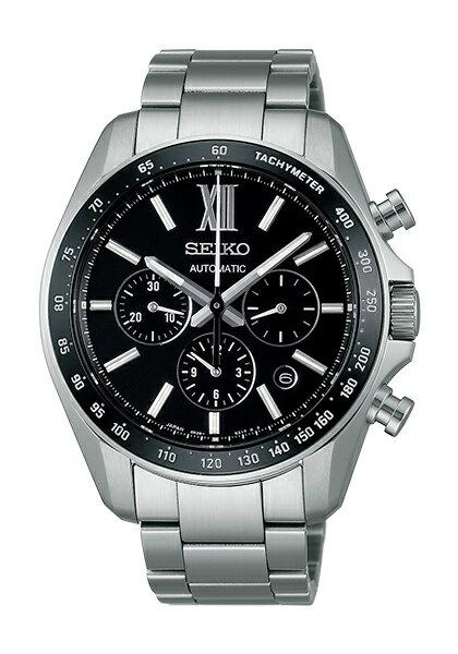 【送料無料】【国内正規品】ブライツ セイコー 腕時計 自動巻 メカニカル クロノグラフ メンズ SDGZ011 SEIKO BRIGHTZ ステンレス 機械式 オートマティック 自動巻き うでどけい とけい WATCH 時計【取り寄せ】