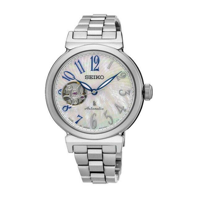セイコー SEIKO LUKIA ルキア 逆輸入 日本製 自動巻き レディース 腕時計 SSA839J1 かわいい 大人 プレゼント ホワイトデイ ラッピング無料 おすすめ ランキング ブランド おしゃれ エレガント モテ