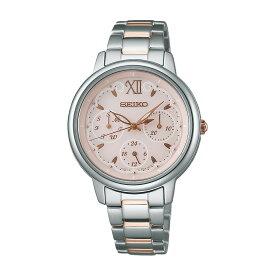 【送料無料】【国内正規品】セイコー ティセ 腕時計 ソーラー マルチファンクション レディース SWFJ003 SEIKO TISSE ソーラー腕時計 マルチファンクション 細身 華奢 シンプル うでどけい とけい WATCH 時計【取り寄せ】