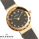 【送料無料】スカーゲン SKAGEN 腕時計 レディース 2針 456SRMメッシュベルト 北欧 ドレスウォッチ ブランド 激安 ラ…
