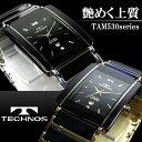 テクノス TECHNOS スクエア セラミック メンズ腕時計 TAM530 TAM530TB TAM530GB サファイヤガラス 誕生日 クリスマス …