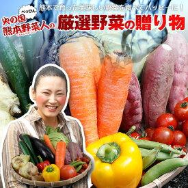 野菜セット 送料無料 気まぐれ野菜増量中! べっぴん野菜セット 野菜15種+自慢のパプリカおまけ付
