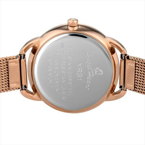 エンジェルハートAngelHeartレディース腕時計吉岡里帆コラボモデルYR31PGホワイトパール