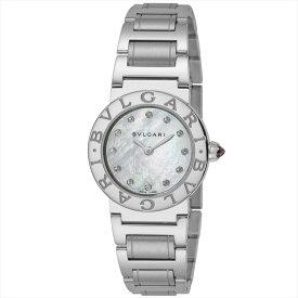 【店内全品送料無料〜2/27】ブルガリ BVLGARI レディース 腕時計 ブルガリブルガリ BBL26WSS/12