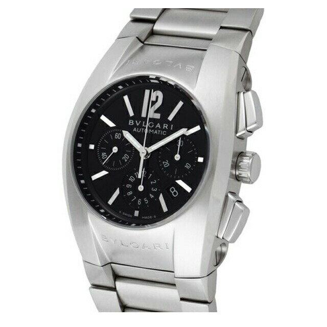 ブルガリ ブルガリ BVLGARI メンズ 腕時計 エルゴン ブラック EG35BSSDCH EGNCsep EG35BSSDCH