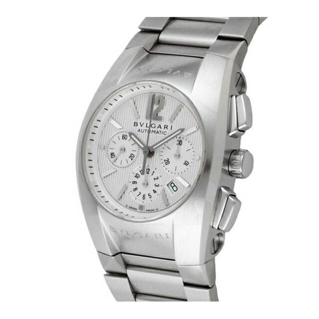 ブルガリ ブルガリ BVLGARI メンズ 腕時計 エルゴン ホワイト EG35C6SSDCH EGNsep EG35C6SSD