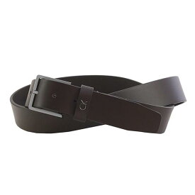 カルバンクライン CALVIN KLEIN ベルト FORMAL BELT 3.5CM MEN 3.5CM BELT K50K504300 TURKISH COFFEE