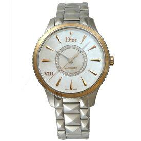 ディオール Dior レディース 腕時計 Montaigne 1535I0M001 シェル文字盤 ダイヤ