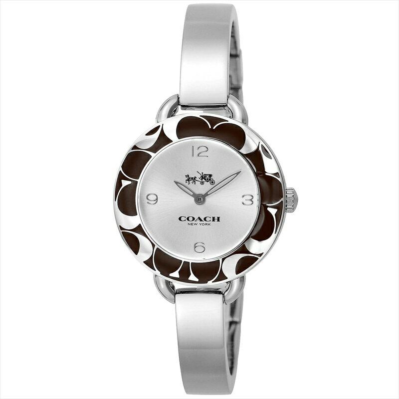 コーチ COACH 腕時計 DELANCEY BANGLE GIFT SET シルバー 14502362