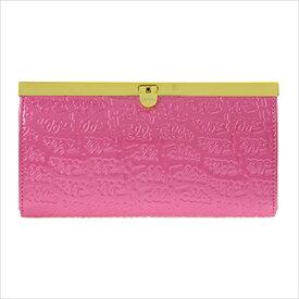 フォリフォリ Folli Follie 二つ折り長財布 WA0L028SP ピンク