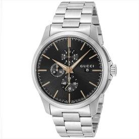 グッチ GUCCI メンズ腕時計 Gタイムレスクロノ YA126272