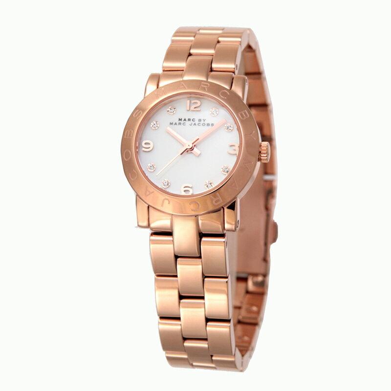 マークバイマークジェイコブス MARCBYMARCJACOBS 腕時計 スモールエイミー ホワイト MBM3078