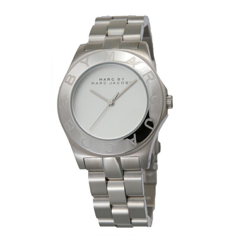マークバイマークジェイコブス MARCBYMARCJACOBS レディス腕時計 Blade MBM3125 シルバー