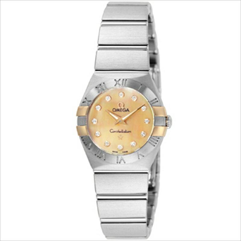 オメガ OMEGA 腕時計 コンステレーション 123.20.24.60.57.002