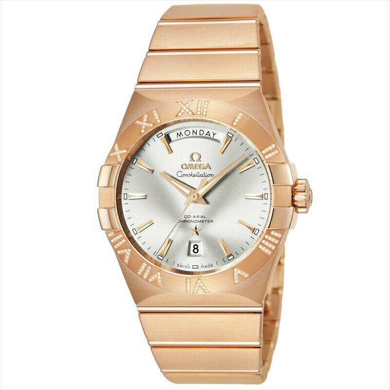 オメガ OMEGA 腕時計 コンステレーション ブラッシュ 123.55.38.22.02.001