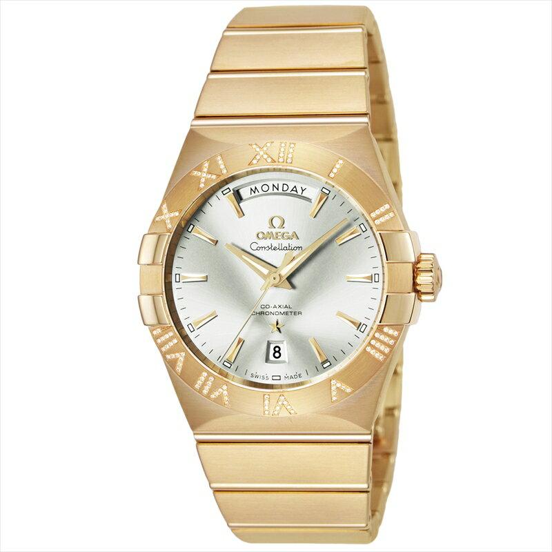 オメガ OMEGA 腕時計 コンステレーション デイデイト 123.55.38.22.02.002