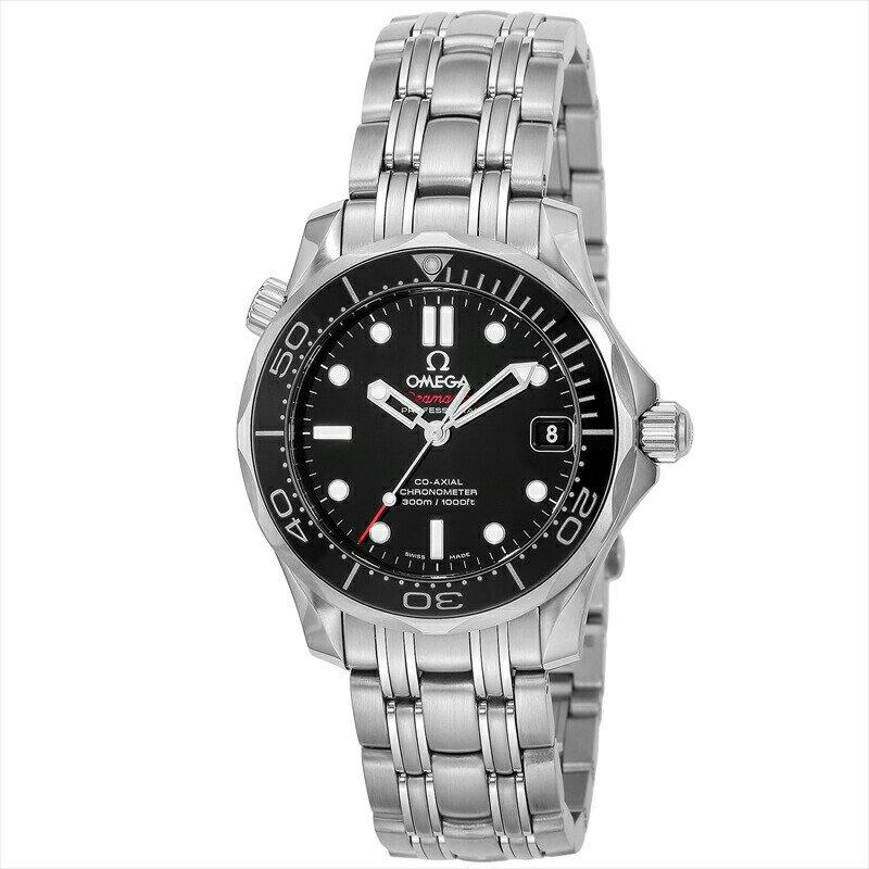 【ポイント10倍】オメガ OMEGA メンズ腕時計 シーマスターダイバー300M 212.30.36.20.01.002 ブラック