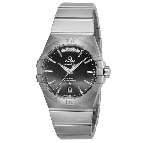 オメガ OMEGA メンズ腕時計 コンステレーション デイデイト 123.10.38.22.01.001