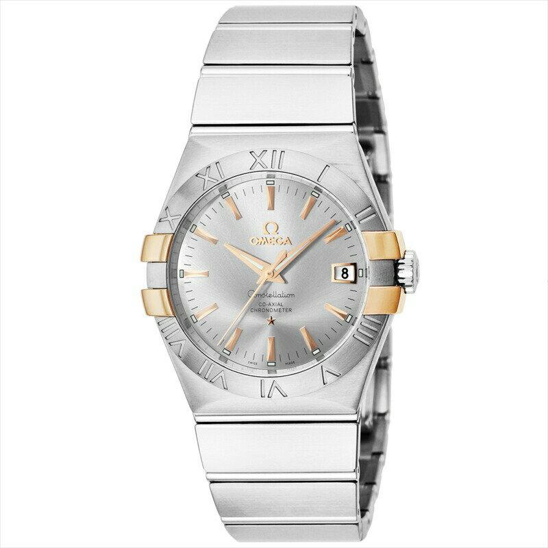 オメガ OMEGA メンズ腕時計 コンステレーション コーアクシャル 35MM 123.20.35.20.02.003 シルバー