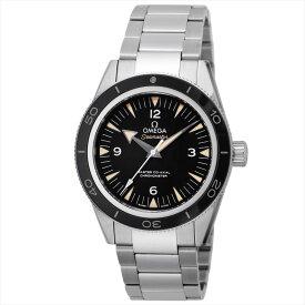 オメガ OMEGA メンズ 腕時計 シーマスター300Mダイバー マスターコーアクシャル ブラック 233.30.41.21.01.001