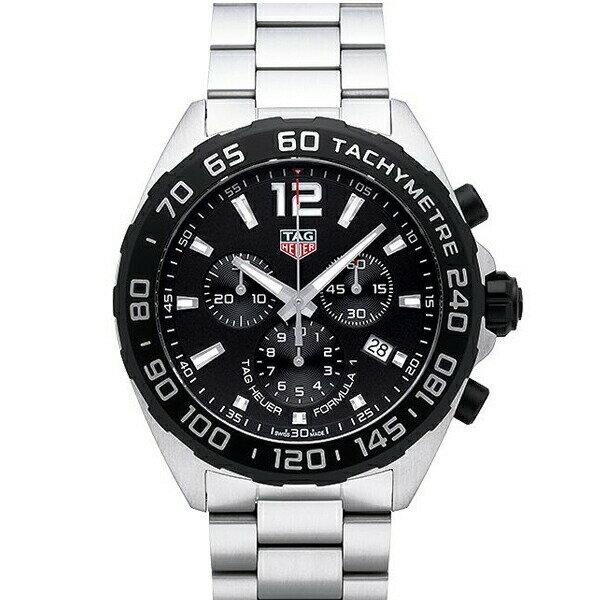 タグホイヤー TAG Heuer 腕時計 フォーミュラ1 クロノグラフ ブラック CAZ1010.BA0842