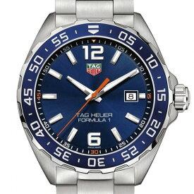タグホイヤー TAG Heuer 腕時計 フォーミュラ1 メンズ ブルー WAZ1010.BA0842