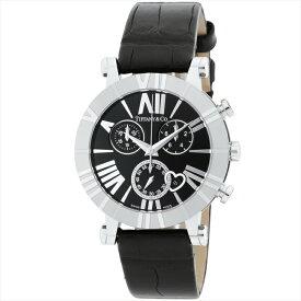 ティファニー Tiffany & Co. 腕時計 レディース Atlas Chrono ブラック Z1301.32.11A10A71A