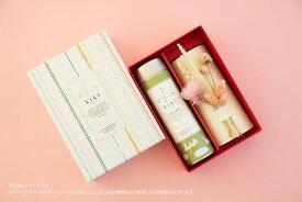【八芳園kiki-季季- 母の日ギフト】数量限定 kiki桂花烏龍茶とドライフラワー セット  贈り物・プレゼント・ギフト