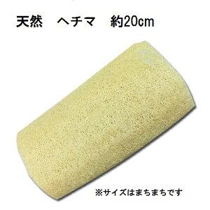 【イシミズ】天然ヘチマ【約20cm】ボディたわし マッサージ ボディケア 洗浄 へちま 糸瓜