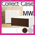 CollectCase(コレクトケース)colorsMWホワイト
