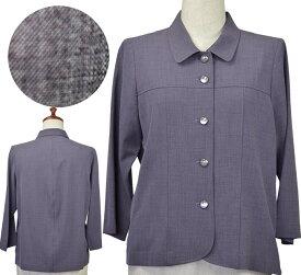 腰曲がり対応ジャケット13号 シニアファッション 高齢者 おばあちゃん 間物 高齢者 シニア向け婦人服