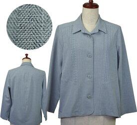 腰曲がりジャケット13号 シニアファッション ミセス  間物 シニア向け婦人服