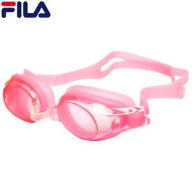 FILA(フィラ) スイミングゴーグル キッズ メンズ レディース 兼用 UVカットくもり止め 水泳 ゴーグル 競泳 水中メガネ