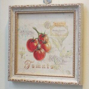 アンジェラ スターリング ミニ額絵:トスカーナのトマト 【HLS_DU】