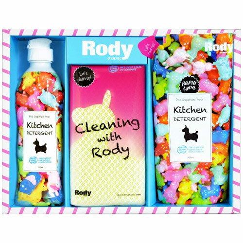 ロディ Rody キッチン洗剤セット R-08Y (24) 内祝い お返し 出産内祝い 結婚内祝い 引き出物 出産祝い 結婚祝い 快気祝い プレゼント 祝い
