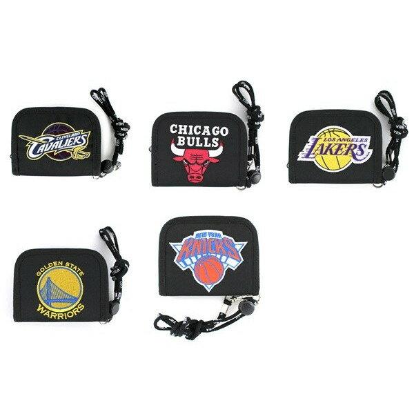 [ゆうパケット可]NBAチーム ウォレット バスケットチーム グッズ 財布 サンアート