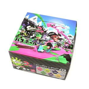 [送料無料](24個入りBOX)スプラトゥーン2マスコット入りバスボールグッズ入浴剤全6種類フレッシュバブルの香りイカSPT-461