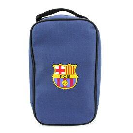 FCBARCELONA (FCバルセロナ) シューズケース サッカーアイテム グッズ ブランド 靴入れ サッカー 公式ライセンスグッズ FCB-113