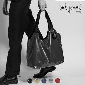 ≪廃盤のためセール≫【jack gomme /ジャックゴム】 1738 THELMA 270g(jackgomme トート A4 軽量 大容量 新色 新作 19AW フランス製)