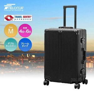 1年保証 スーツケース キャリーバッグ キャリーケース 軽量 Mサイズ 大型 大容量 フレーム おしゃれ おすすめ tsaロック ダイヤル式 旅行バッグ 旅行かばん 旅行鞄 メンズ レディース STRAIGHT NE