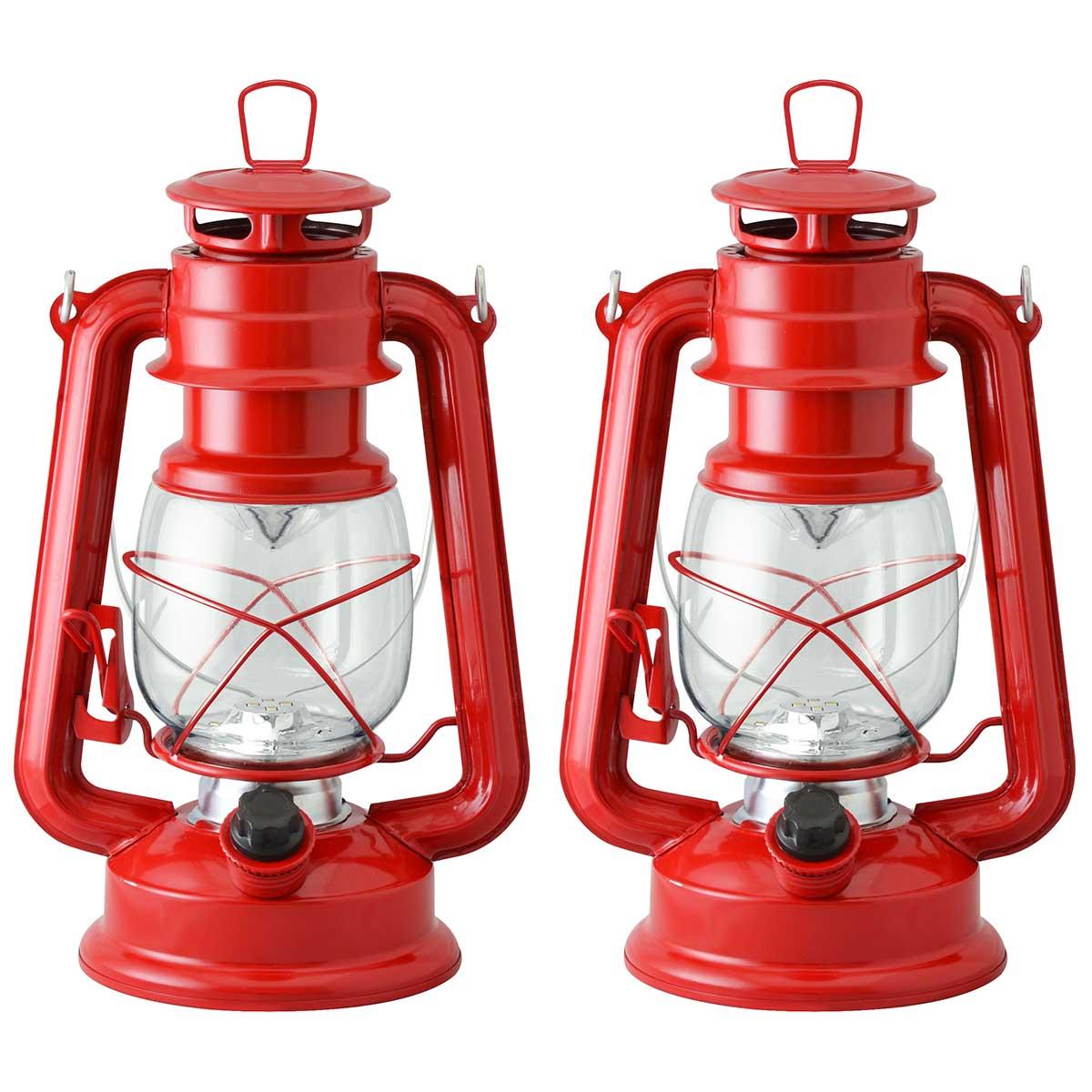 〈1年保証〉LEDランタン 2個セット ランタン ライト 電灯 LED 電池式 照度調節機能 12灯 灯り オイルランプ アンティークデザイン レトロデザイン アウトドア キャンプ インテリア おしゃれ テント BBQ ピクニック 災害 緊急[送料無料]